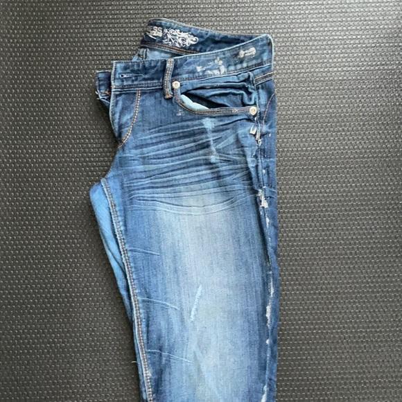 Super Comfy Express Skinny Jeans